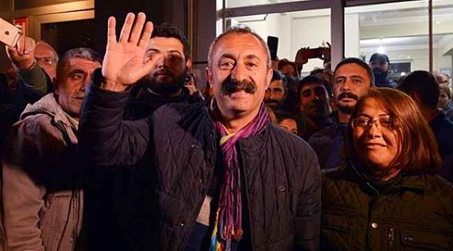 'Komünist Başkan' olarak bilinen Tunceli Belediye Başkanı Maçoğlu, belediyenin 'regl izni'ne yorum: Benim kararım değil