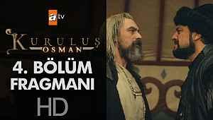 Kuruluş Osman 4. bölüm fragmanı - Kuruluş Osman 4. yeni bölüm fragman izle - ATV