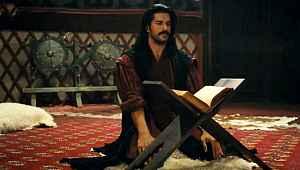 Kuruluş Osman'da sure okunan sahne diziye damga vurdu