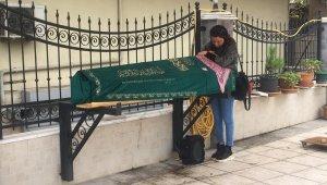 Lüks rezidansta öldürülen Didem Mengü son yolculuğuna uğurlandı
