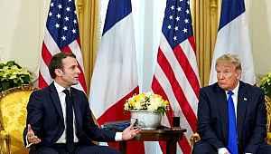 Macron'dan NATO açıklaması,