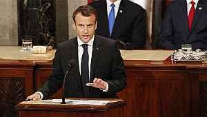 Macron'dan şaşırtan çıkış,