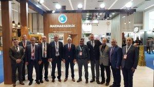 Marmarabirlik kooperatifçilik fuarında - Bursa Haberleri