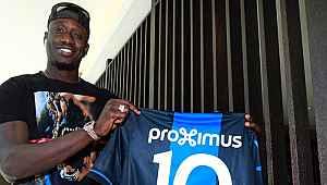 Mbaye Diagne'nin aracı sigortası olmadığı için trafikten men edildi