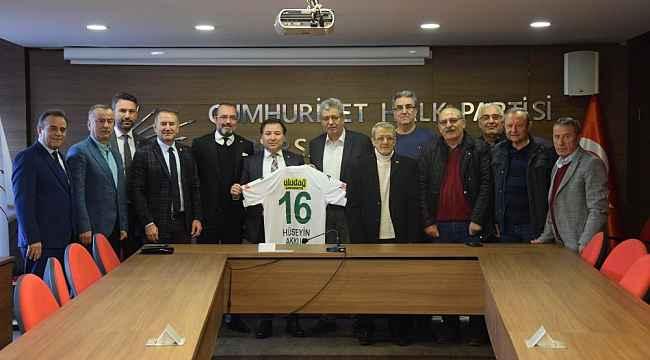 """Mesut Mestan: """"Süper Lig'e dönmek zorundayız"""" - Bursa Haberleri"""