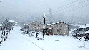 Meteoroloji'den 19 şehir için kuvvetli sağanak ve kar yağışı uyarısı