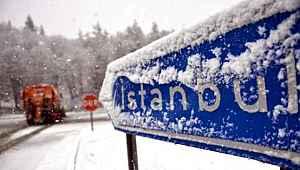 Meteoroloji'den kar uyarısı... Tüm Türkiye'yi etkisi altına alacak