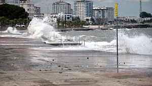 Meteoroloji'den Samsun ve çevresi için fırtına uyarısı