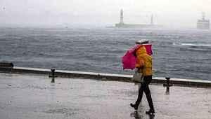 Meteoroloji'den yeni uyarı... Fırtına şiddetini artırarak devam edecek