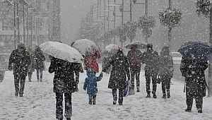 Meteorolojiden vatandaşlara kar yağışı uyarısı!