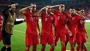 Milli futbolcuların asker selamı bilimsel makale oldu