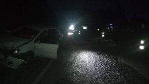 Motosikletle otomobil kafa kafaya çarpıştı: 1 ölü - Bursa Haberleri