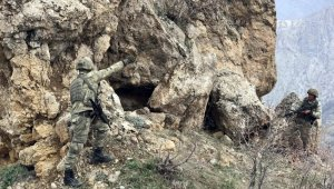 """MSB: """"Irak Kuzeyinde 3 PKK'lı terörist etkisiz hale getirildi"""""""