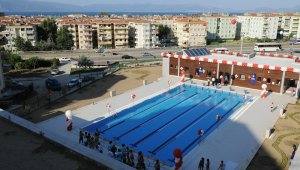 Mudanya Belediyesi, Büyükşehir'in yüzme havuzunu kapattırdı - Bursa Haberleri