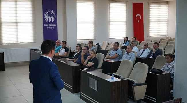 Mustafakemalpaşa Belediyesi, e-Belediye EBYS modülüne geçti - Bursa Haberleri