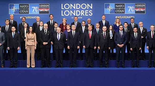 NATO Zirvesi sona erdi... Londra Bildirgesi yayımlandı