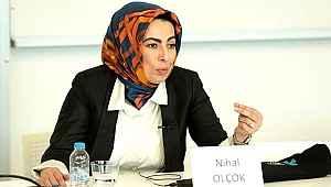 Nihal Olçok, Davutoğlu'nun partisini tercih etme sebebini açıkladı