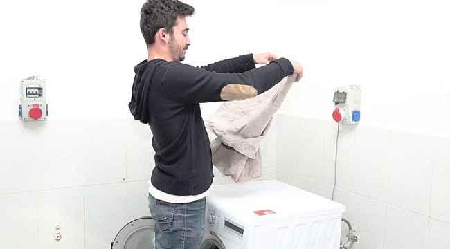 Nilüfer'de öğrencilere ücretsiz çamaşır yıkama imkânı - bursa Haberleri
