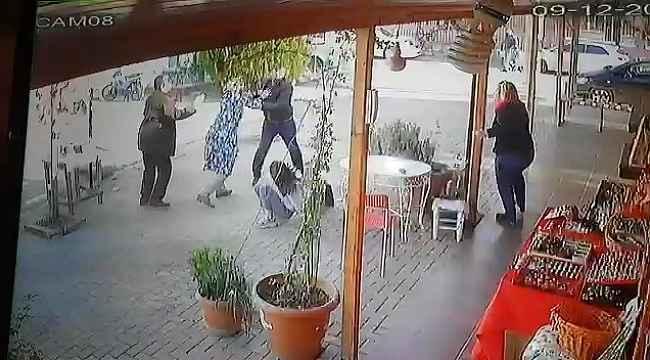 Öfkeli baba, kızını dövmekle suçladığı kız öğrencileri kovaladı - Bursa Haberleri