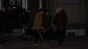 Ölü bulunan İranlı şahsın cesedi adli tıpa kaldırıldı