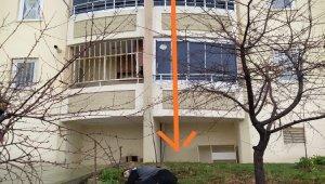 Polisten kaçarken 3'üncü kattan aşağı atladı