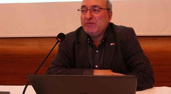 """Prof. Kadıoğlu: """"İklim değişikliği Karadenizliler'in burnunu küçültecek"""""""