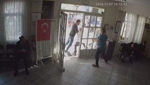 Rapor vermedi diye doktora kafa atan saldırgan yakalandı
