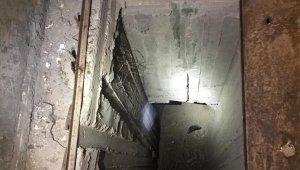 Rasulayn'da teröristlerin kazdığı tüneller kapatılıyor