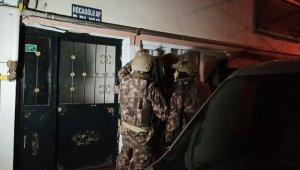 Şafak vakti bin polisle baskında 31 gözaltı - Bursa Haberleri