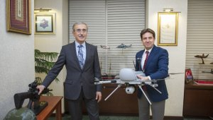 "Savunma Sanayii Başkanı Demir: ""Kendi uçağımız olması Milli Muharip Uçağı'nı üstün kılar"""