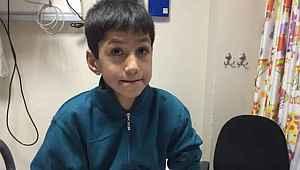 Sel sularına kapılan çocuk dehşet anını anlattı