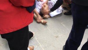 Silivri'de yaşlı kadın balkondan düşerek hayatını kaybetti