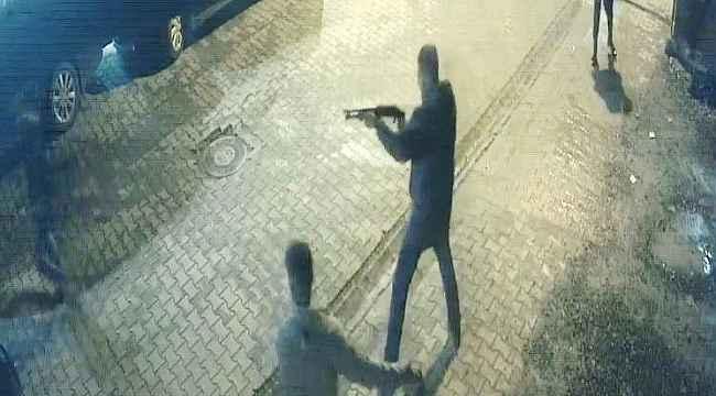 Sokak ortasında bir şahsı vuran 2 şüpheli tutuklandı