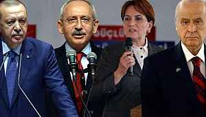 Son seçim anketi iki partinin yüzünü güldürdü