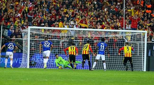 Süper Lig'de kullanılan 47 penaltının 31'i hatalı