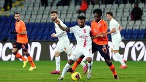 Süper Lig: Medipol Başakşehir: 2 - Antalyaspor: 0