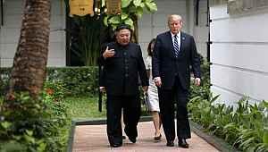 Trump'tan Kim Jong-un'a 'Roket adam' benzetmesi