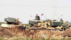 Trump'tan Türkiye'ye Barış Pınarı Harekatı övgüsü,
