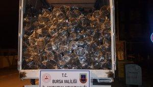 TSK için üretilen nano teknoloji kamuflaj kıyafetlerini çalan hırsızlar yakalandı - Bursa Haberleri