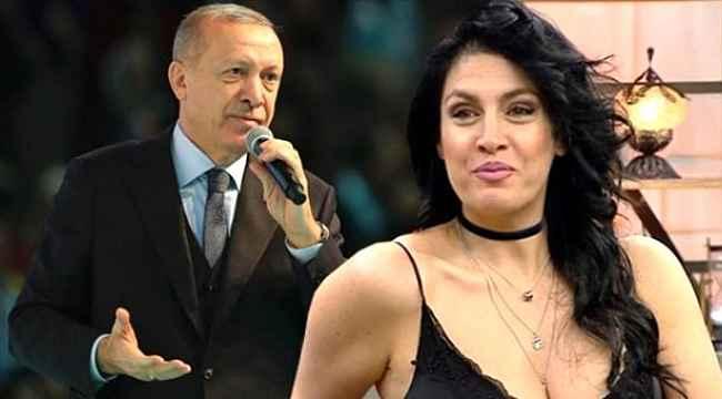 Tuğba Ekinci'den sosyal medyayı sallayan Cumhurbaşkanı Erdoğan paylaşımı