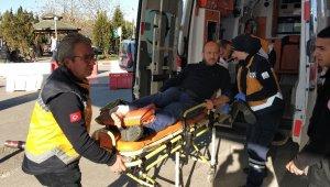 Tur şirketinin sahibi silahlı saldırıda yaralandı
