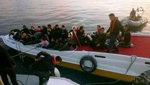 Türk kara sularında bu yıl 57 bin 458 düzensiz göçmen yakalandı