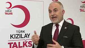Türk Kızılay Genel Başkanı Kınık'tan 4 milyonluk göç uyarısı