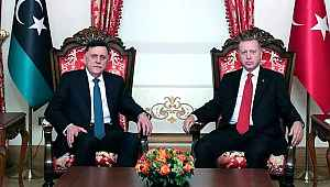 Türkiye ile Libya arasındaki tarihi anlaşma Meclis'te oylanacak