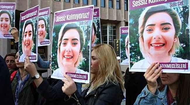 Türkiye'nin kilitlendiği Şule Çet davasında karar çıktı