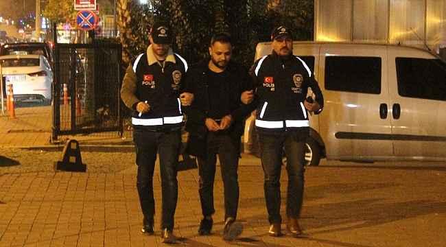 Tutuklu bulunduğu cezaevinden firar ettikten sonra 13 suça daha karışan şahıs yakalandı