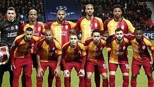 UEFA'dan Galatasaray'a çılgın gelir