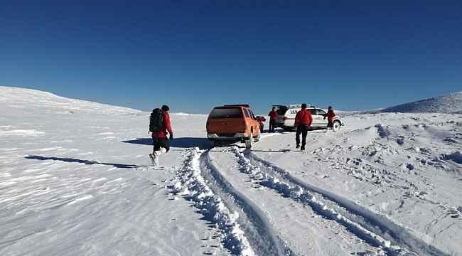 Uludağ'da 2 dağcı kayboldu - Bursa Haberleri