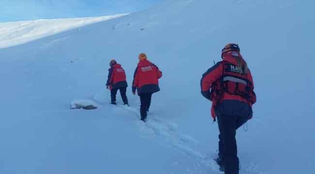 Uludağ'da kaybolan dağcılar helikopterle aranıyor - Bursa Haberleri