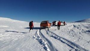 Uludağ'da kayıp dağcılar için ısıya duyarlı 2 arama uçağı getirildi - Bursa Haberleri